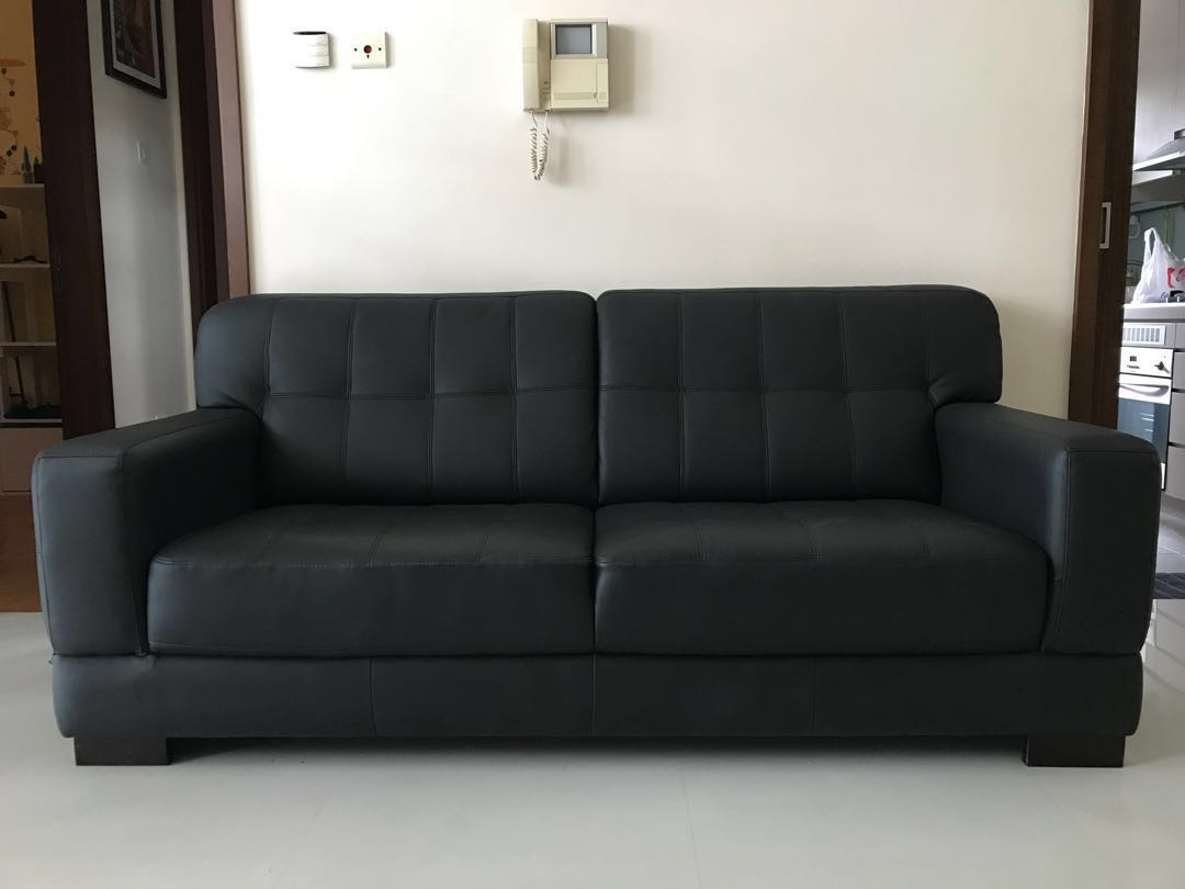 3 Seater Sofa Couch Furniture Sofas On Carousell