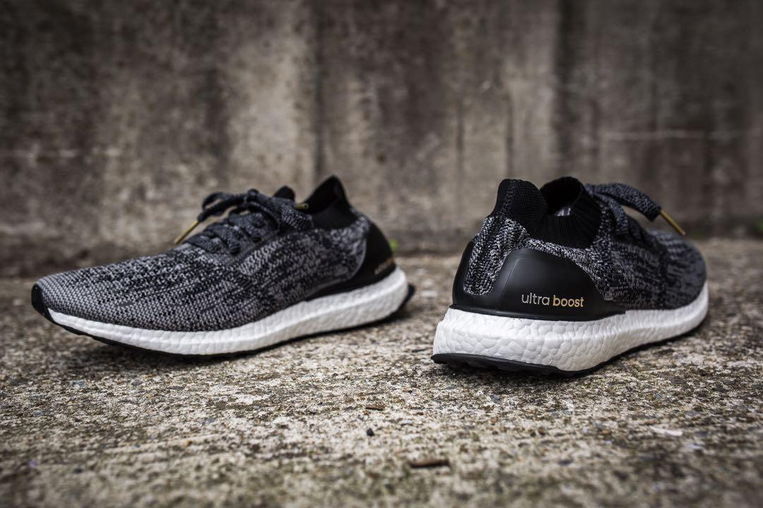 famous brand low priced the best Adidas Ultra Boost Uncaged Core Black, Men's Fashion ...