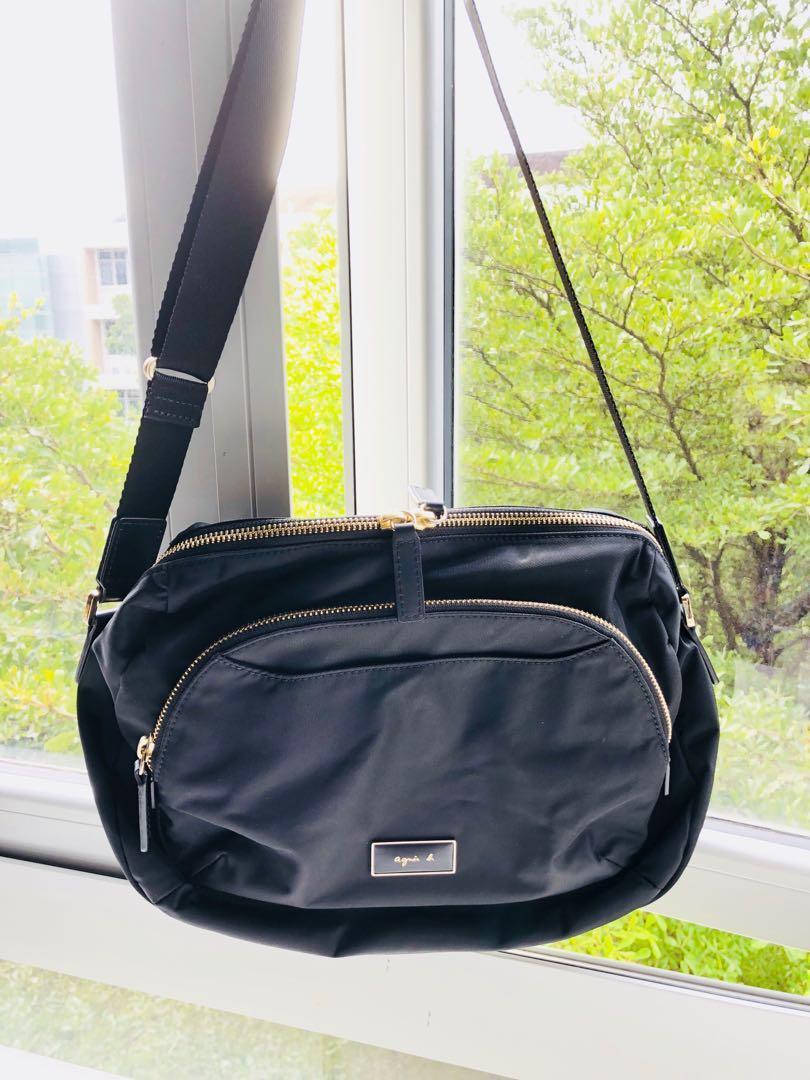 d2b56df49e3 Agnes B voyage sling bag, Women's Fashion, Bags & Wallets, Sling ...