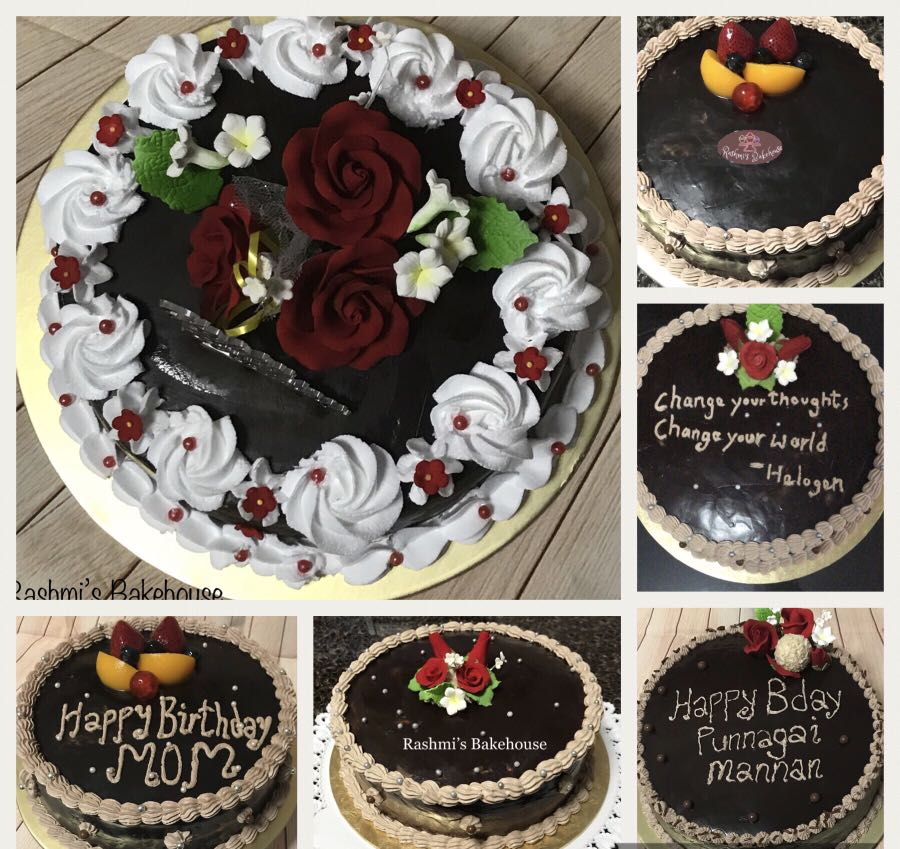Chocolate Cake Food Drinks Baked Goods On Carousell