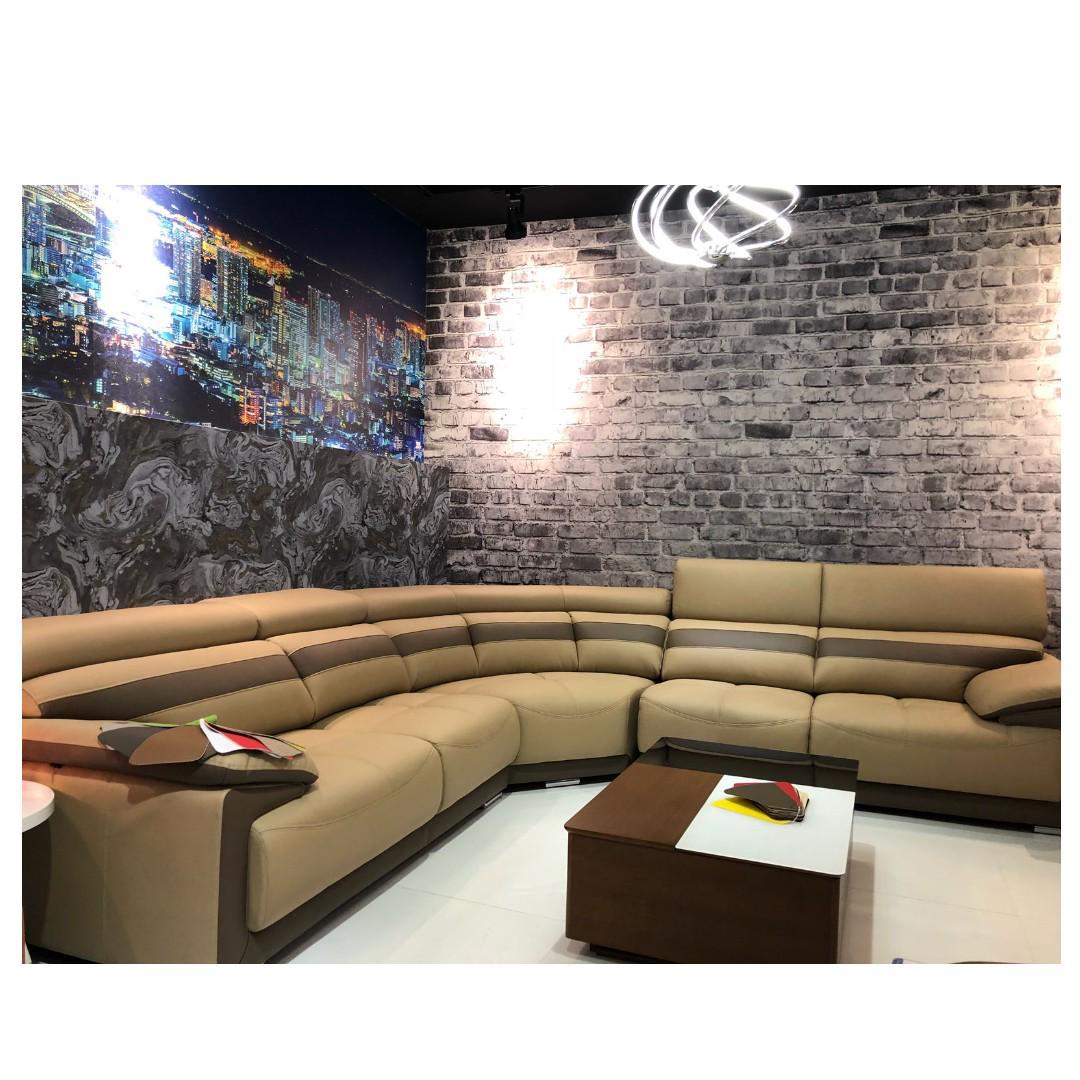 CORNER SOFA SET, Furniture, Sofas on Carousell