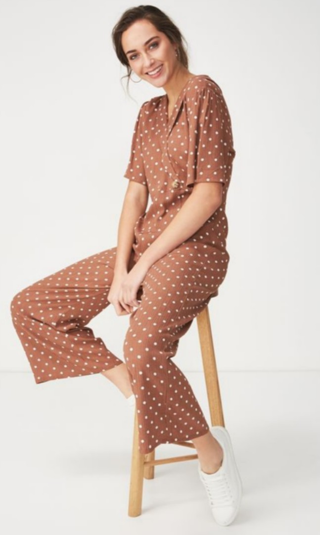 5bbfb94ad299 Cotton On Women Woven Mali Jumpsuit