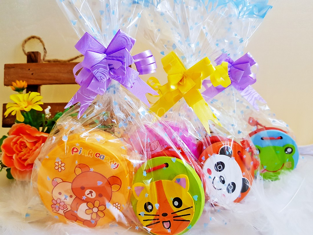 Goodie Bag Goody Childrens Day Toddler Birthday Pack Babies