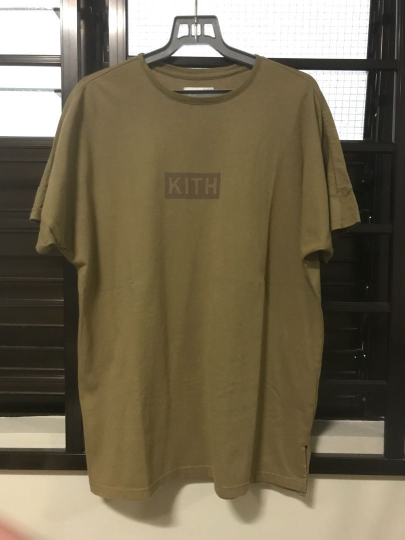 1ddd5fd8 Kith x Nonnative Oversized Tee, Men's Fashion, Clothes, Tops on ...