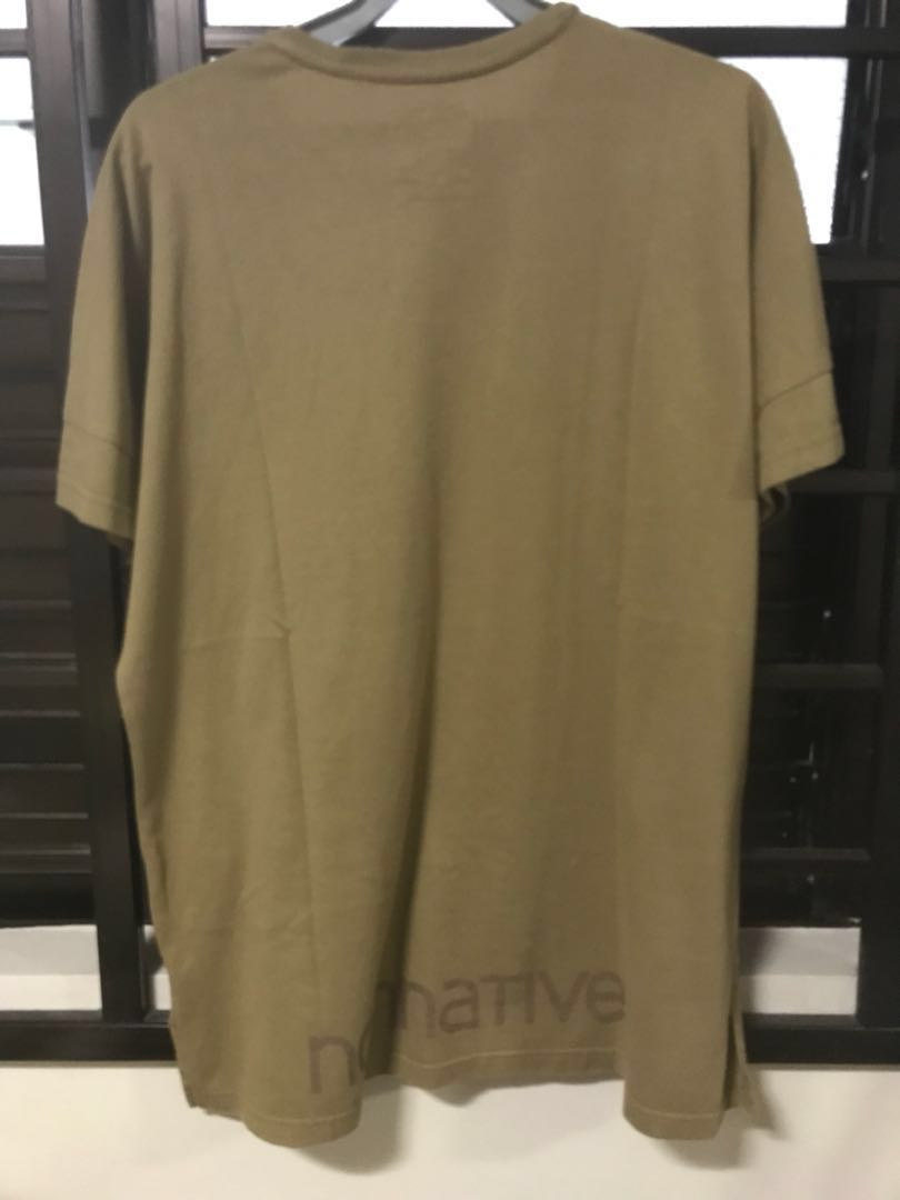 e3699a39 Kith x Nonnative Oversized Tee, Men's Fashion, Clothes, Tops on Carousell