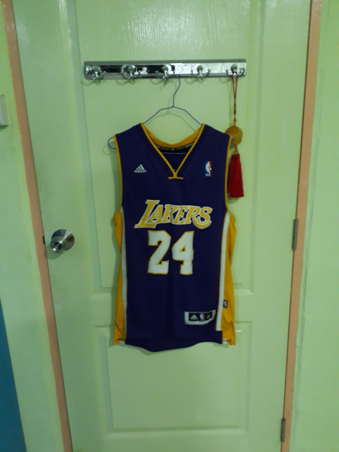 more photos cf365 15886 Kobe Bryant swingman replica jersey