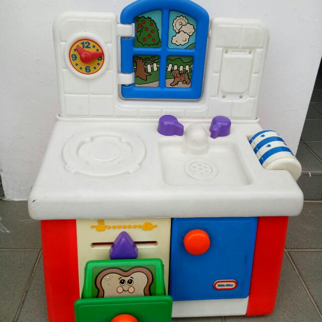 Little Tikes Toddler Kitchen