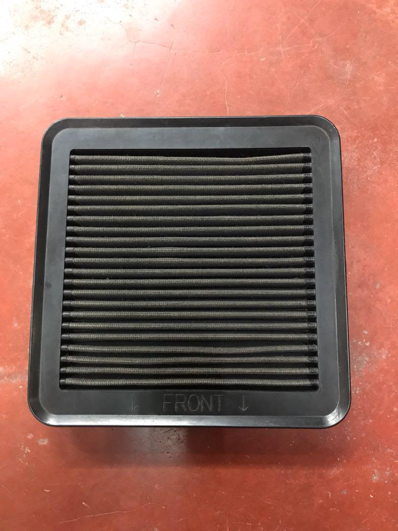 Mitsubishi triton 2.5 diesel 2008-2015 K&N high performance stock replacement washable air filter