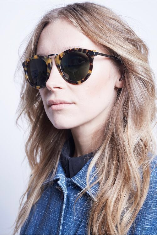 c56f62863cf Nego for fast deal!  Authentic Karen Walker Harvest Sunglasses in ...