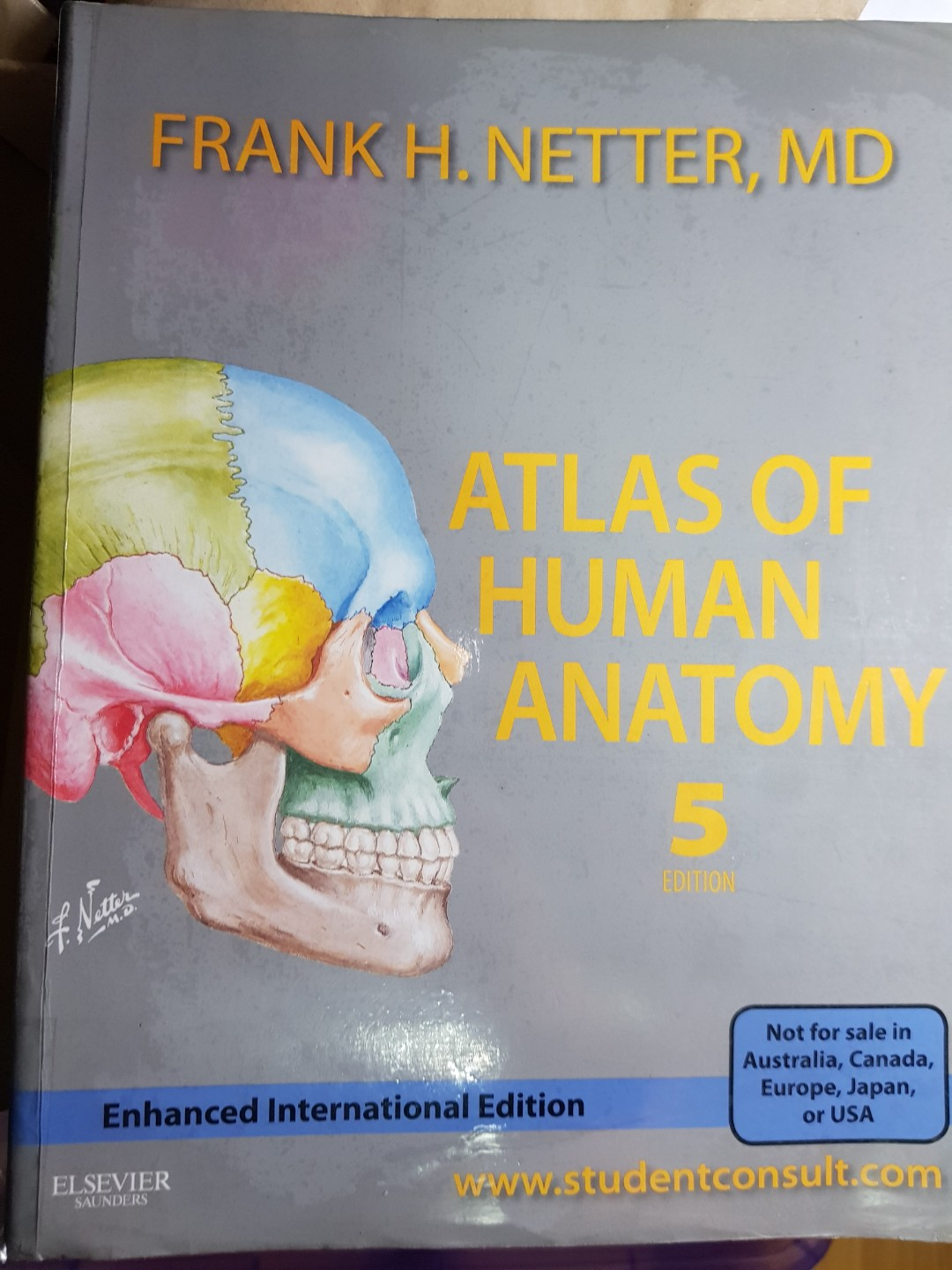 Netter Atlas Of Human Anatomy 5th Edition Books Books On Carousell
