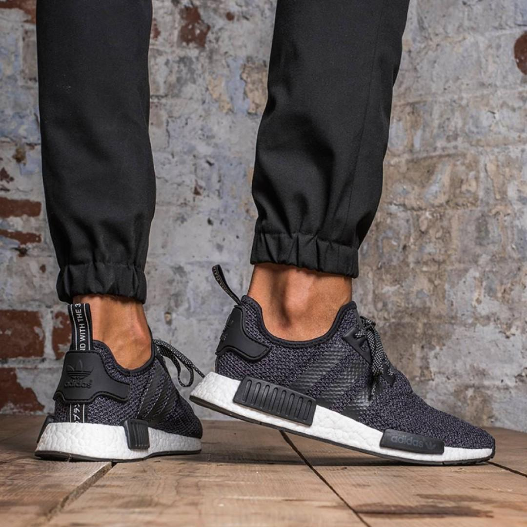 Men's Black Nmd R1 Footlocker Europe