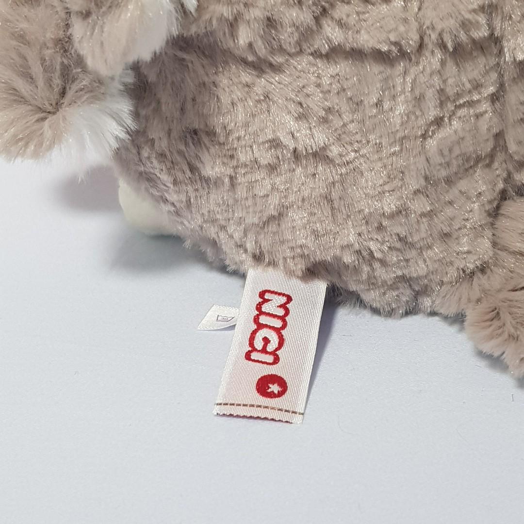 [NEW] NICI Soft Plush Toy Doll 20 cm Winter