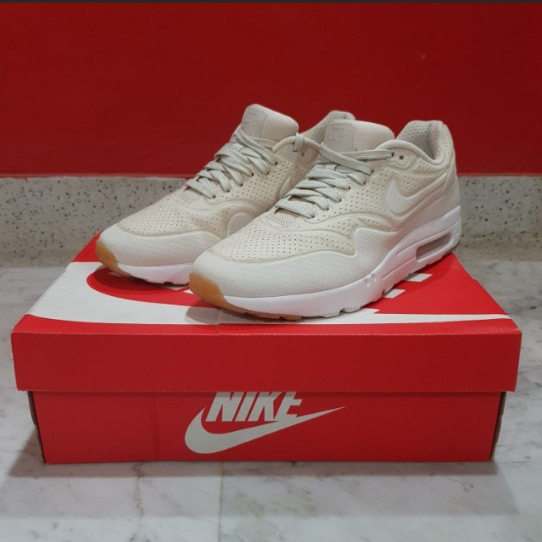 free shipping 04513 48e5a Nike Air Max 1 Ultra Moire, Men s Fashion, Footwear, Sneakers on ...