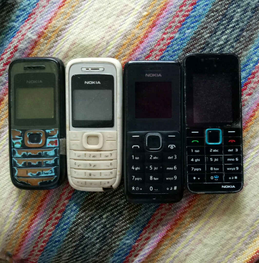 Nokia Keypad Phones Working And Damage For Parts Mobile Phones Tablets Android Phones Nokia On Carousell