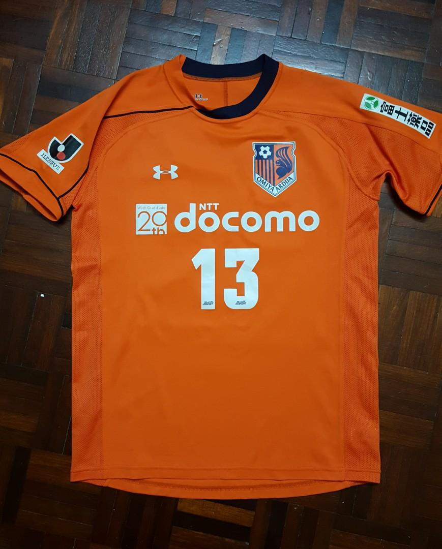 47fc2a98c37 Omiya Ardija J league Jersey