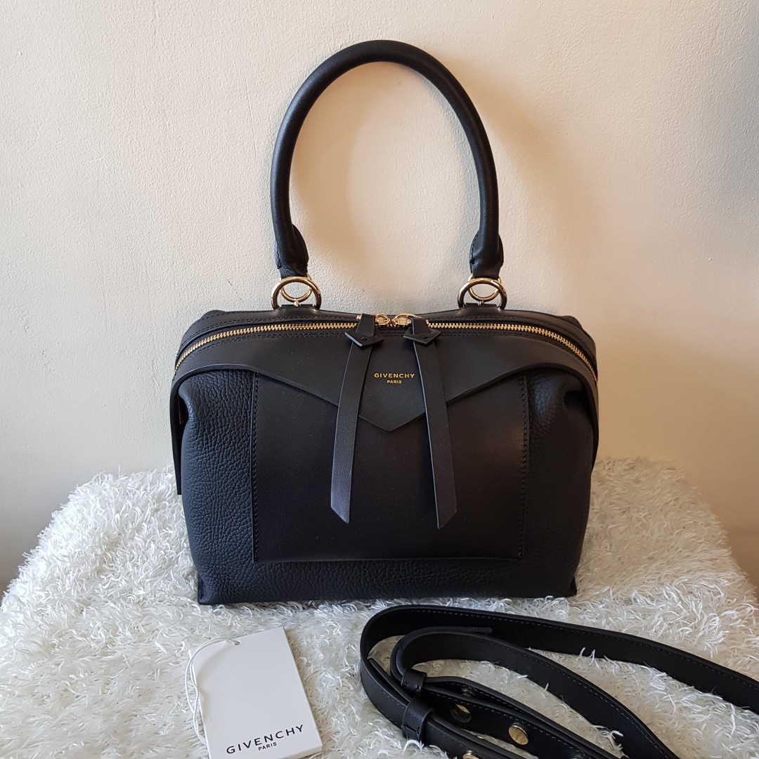 ON HAND  Authentic GIVENCHY Small Sway Bag In Leather 197066dc87413