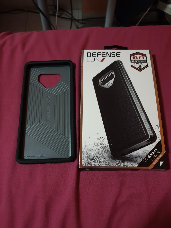 check out 4a6e1 81984 Samsung Galaxy Note 9 Case - Xdoria Defense Lux