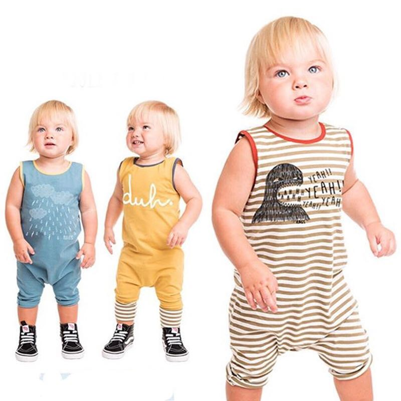 496f633d4b03 ✓️STOCK - ASSORTED DESIGNS SLEEVELESS JUMPER PANTS ROMPER NEWBORN ...