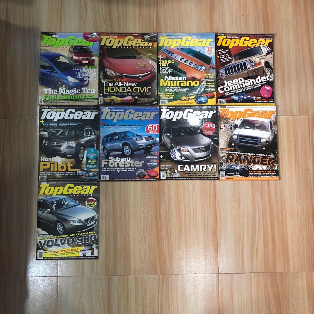 automotive books in philippines