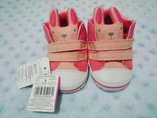 Mothercare ori baby shoes (baru)