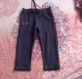 Robby soft denim jeggings