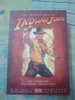 Indiana Jones (the complete dvd movie collection)