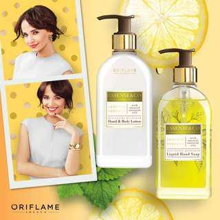Essense&Co. Lemon Verbena Set (2 pcs)
