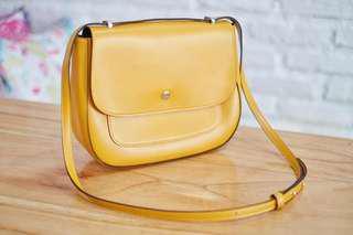 Lizzie Saddle Bag