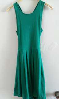 Crossback Summer Dress S