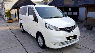 Nissan Evalia HWS 1.5 at 2014