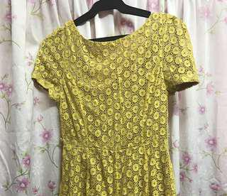 Yellow Dress -From US