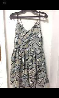 Sexy romper dress