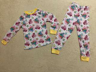 Pony Pajamas Sleepwear
