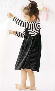 🚚 Velvet Black dress