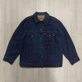 🚚 Levi's levis 71205-0217 L號八分袖厚實老外套