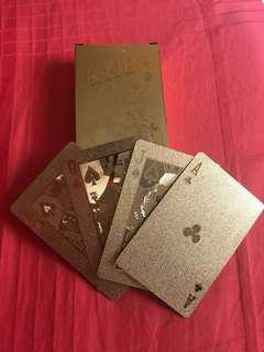 Tiger Beer Limited Edition Gold Playing Cards