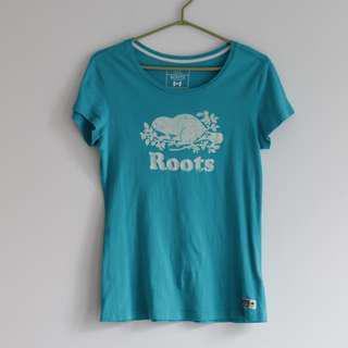 SALE Roots Tshirt Medium
