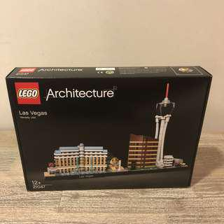 MISB Lego 21047 Architecture Las Vegas