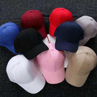 KOREAN BASEBALL CAP