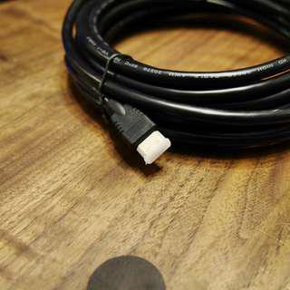 5m HDMI to Mini HDMI Cable 連接線 高清線 相機 電視 即日旺角交收