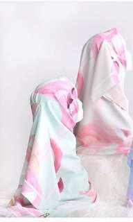 Ameera Zaini Flamingo Scarf