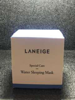 Brand New Laneige Sleeping Mask