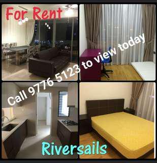 Riversails Condo For Rent 3 Bedrooms