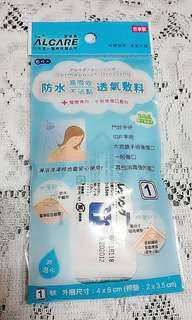 🚚 Alcare 愛樂康 防水透氣敷料一號 防水、OK繃、敷料(全新)