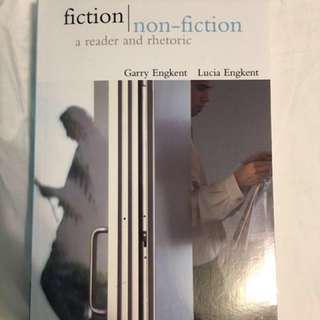 Fiction/non fiction