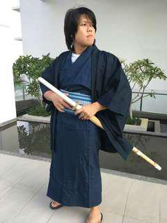 Men Kimono