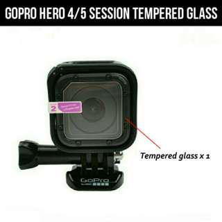 GoPro Session Tempered Glass Screen Protector