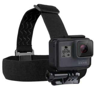 GoPro Head Strap Mount Adjustable