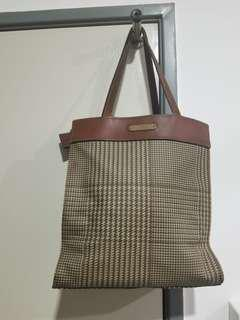 Authentic Ralph lauren vintage bag with brush