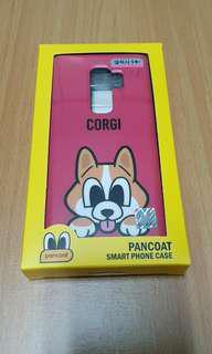 🚚 S9 plus PANCOAT雙層卡套手機殼